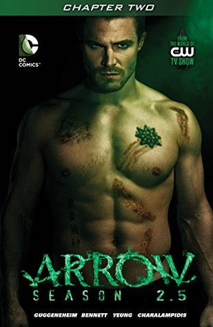Blood 2: Descent (Arrow: Season 2.5)