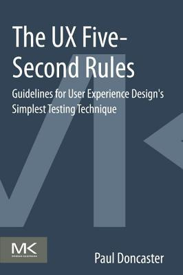 UX Five-Second Rules