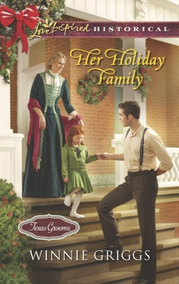 Her Holiday Family(Texas Grooms 5)