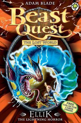Ellik the Lightning Horror (Beast Quest, #41)