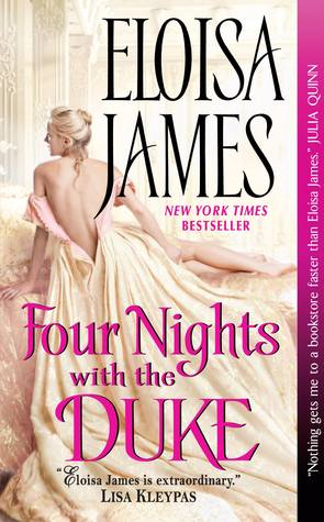 Four Nights With the Duke by Eloisa James