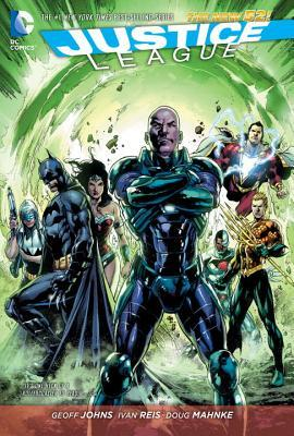 Justice League, Volume 6: Injustice League