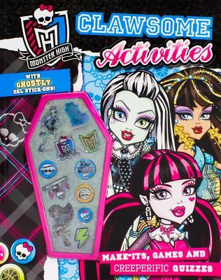 Monster High: Clawsome Activities