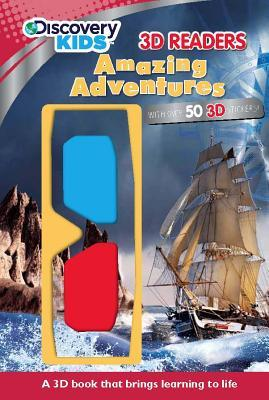 Amazing Adventures (Discovery 3D Reader)