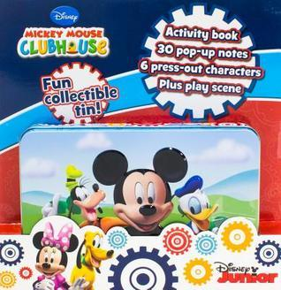 Disney Junior Mickey Mouse Clubhouse Tin
