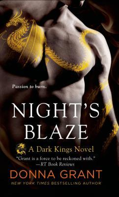 Ebook Night's Blaze by Donna Grant TXT!