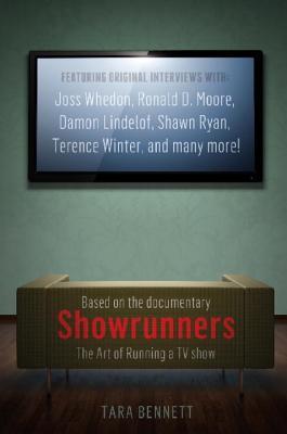 Showrunners by Tara Bennett