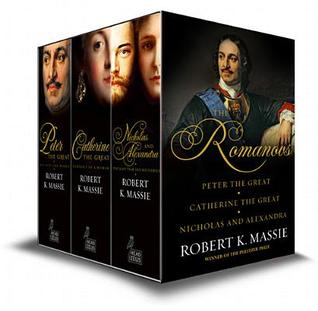 The Romanovs - Box Set: Peter the Great, Catherine the Great, Nicholas and Alexandra: The story of the Romanovs EPUB
