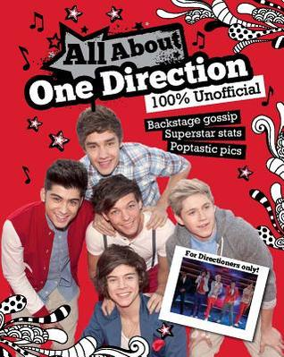 All about One Direction: 100% Unofficial por Parragon Publishing PDF iBook EPUB 978-1445498003