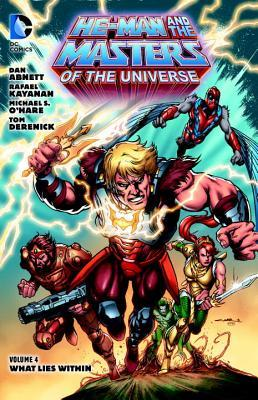 He-Man and the Masters of the Universe, Vol. 4: What Lies Within