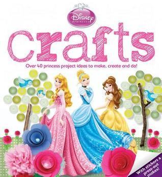 Disney's Craft Books: Princess