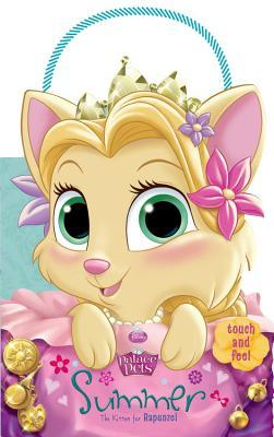Summer the Kitten for Rapunzel
