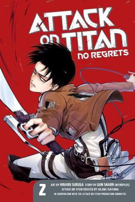Attack on Titan: No Regrets, Volume 02