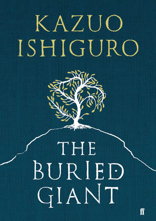 Cover - The Buried Giant (Goodreads)