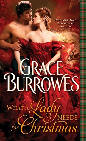 What a Lady Needs for Christmas (MacGregors, #4)