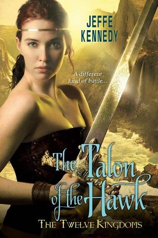 The Talon of the Hawk (The Twelve Kingdoms, #3)