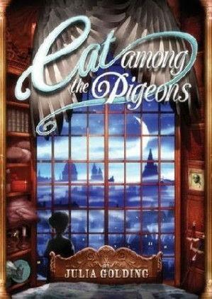 Cat Among the Pigeons (Cat Royal, #2)