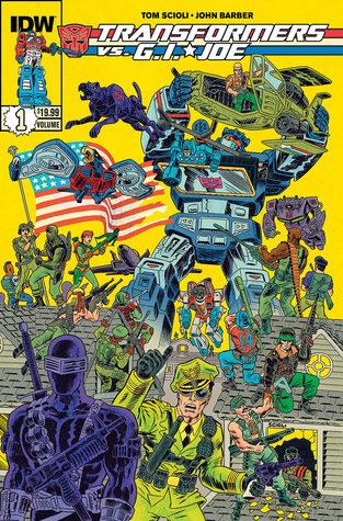 Transformers vs gi joe vol 1 by tom scioli 23241659 fandeluxe Image collections