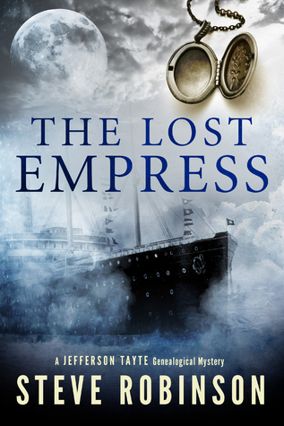 The Lost Empress (Jefferson Tayte Genealogical Mystery, #4)