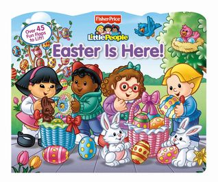 Fisher-Price Little People Easter Is Here!