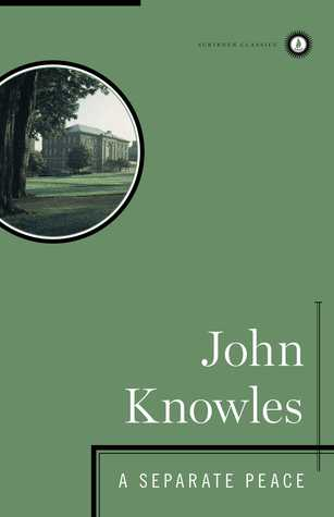 an analysis of the novel a separate peace by john knowles This one-page guide includes a plot summary and brief analysis of a separate peace by john knowles as a boy of fifteen, author john knowles left his home in west virginia to attend the exclusive phillips exeter academy boarding school in new hampshire.