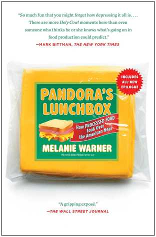 Pandora's Lunchbox by Melanie Warner
