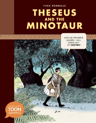 Theseus and the Minotaur: A TOON Graphic