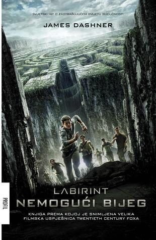 Labirint - nemogući bijeg (Maze Runner #1)