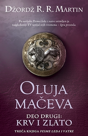 Ebook Oluja mačeva: Krv i zlato by George R.R. Martin read!