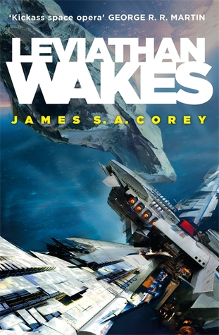 Expanse series by James S.A. Corey thumbnail