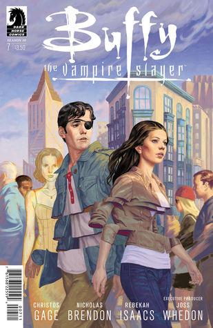 Buffy the Vampire Slayer: I Wish, Part 2 (Season 10, #7)