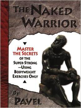 Tips from the naked warrior
