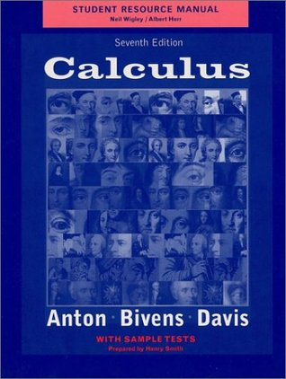 Calculus, Late Transcendentals Combined, Student Resource Manual