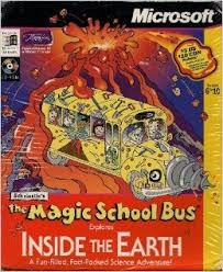 The Magic School Bus Explores Inside The Earth