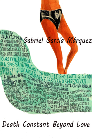 gabriel marquez death constant beyond love Magical realism in death constant beyond love look up and read a very old man with enormous wings by gabriel garcia marquez that might help you out quite a.
