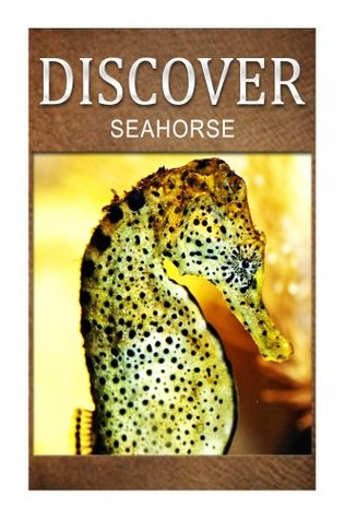Seahorse - Discover: Early reader's wildlife photography book