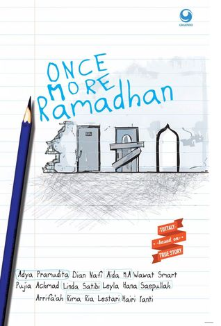 Once More Ramadhan By Adya Pramudita