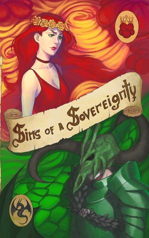 Sins of a Sovereignty (Amernia Fallen, #1)