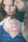 Need You Tonight by Marquita Valentine