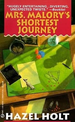 Mrs. Malory's Shortest Journey by Hazel Holt