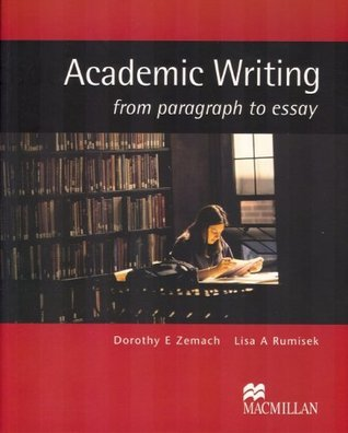 Books for essay writing