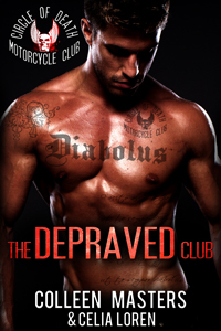 Circle of Death (The Depraved Club #2)