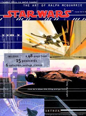 Star Wars. The Art of Ralph McQuarrie. Artbox