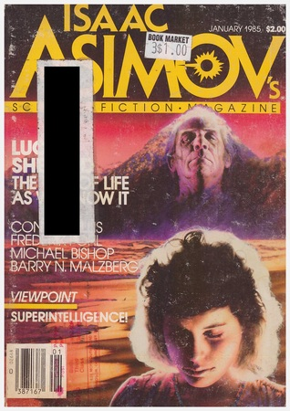 Isaac Asimov's Science Fiction Magazine, January 1985 (Asimov's Science Fiction, #87)