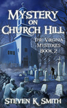 Mystery on Church Hill (The Virginia Mysteries #2)