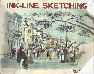 ink-line-sketching