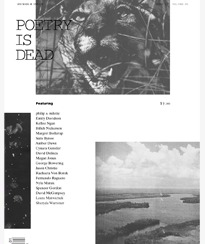 Poetry is Dead: Humour Issue 9, Volume 5, Issue 1, Spring/Summer 2014