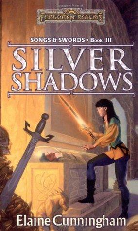 Silver shadows by elaine cunningham 19851 fandeluxe Gallery