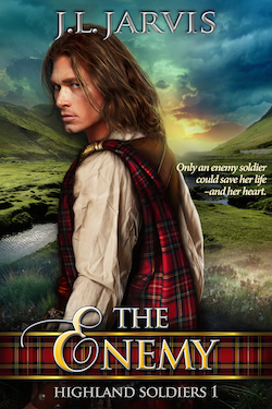 The Enemy (Highland Soldiers #1)