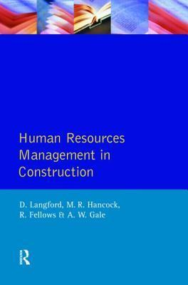 Human Resources - Management in Construction